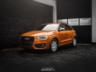 """THE COPPER PROJECT Neidfaktor Audi Q3 8 190x143 """"THE COPPER PROJECT""""   Neidfaktor veredelt den Audi Q3"""