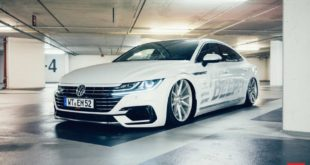VW Arteon HOW DEEP Vossen LC105 T VFS 1 Airride Tuning 39 310x165 Video: 9,8 Sek.   High Horse Performance Dodge Demon