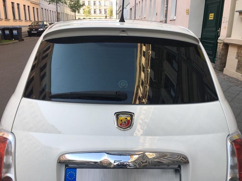 WhatsApp Image 2018 04 19 at 17.42.13 Sommerfit   Abarth Fiat 500 mit Sonnenschutz von SOLARPLEXIUS