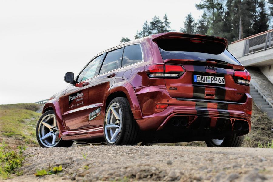 "Widebody Jeep Grand Cherokee SRT Edition Series Tuning 3 Deutlich WIDER   Widebody Jeep Grand Cherokee SRT ""Edition Series"""
