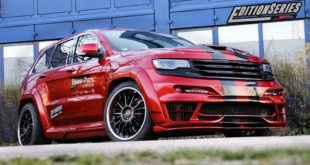 Widebody Jeep Grand Cherokee SRT EditionSeries Power Parts 1 310x165 Extrem   Brians Motorsports Jeep Wrangler auf 26 Zöllern