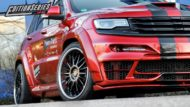 "Widebody Jeep Grand Cherokee SRT EditionSeries Power Parts 3 190x107 Deutlich WIDER   Widebody Jeep Grand Cherokee SRT ""Edition Series"""