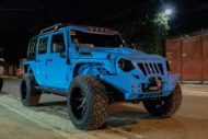 Widebody Jeep Wrangler by Autobot Offroad Tuning 1 190x127 Blaues Monster   Widebody Jeep Wrangler by Autobot