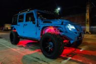 Widebody Jeep Wrangler by Autobot Offroad Tuning 2 190x127 Blaues Monster   Widebody Jeep Wrangler by Autobot