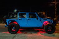 Widebody Jeep Wrangler by Autobot Offroad Tuning 3 190x127 Blaues Monster   Widebody Jeep Wrangler by Autobot