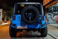 Widebody Jeep Wrangler by Autobot Offroad Tuning 5 190x127 Blaues Monster   Widebody Jeep Wrangler by Autobot