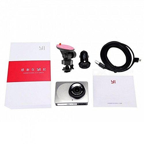 YI Smart Dash Camera YCS.1015.INT Testbericht Tuning 11 Ausprobiert   YI Smart Dash Camera YCS.1015.INT im Auto