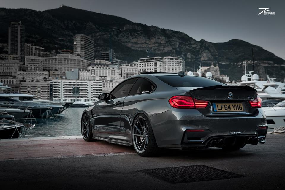 Z Performance Wheels ZP3.1 BMW M4 F82 Tuning 3 Z Performance Wheels ZP3.1 am BMW M4 F82 Coupe