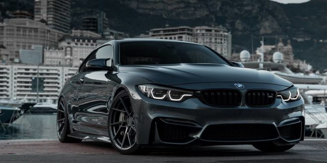 Z-Performance Wheels ZP3.1 am BMW M4 F82 Coupe