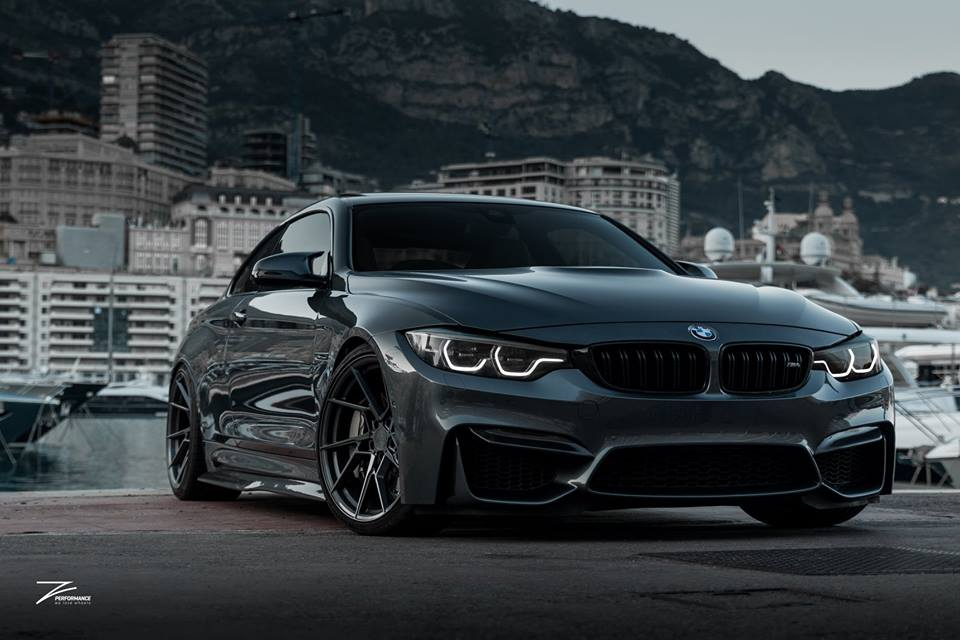 Z Performance Wheels ZP3.1 BMW M4 F82 Tuning 4 Z Performance Wheels ZP3.1 am BMW M4 F82 Coupe