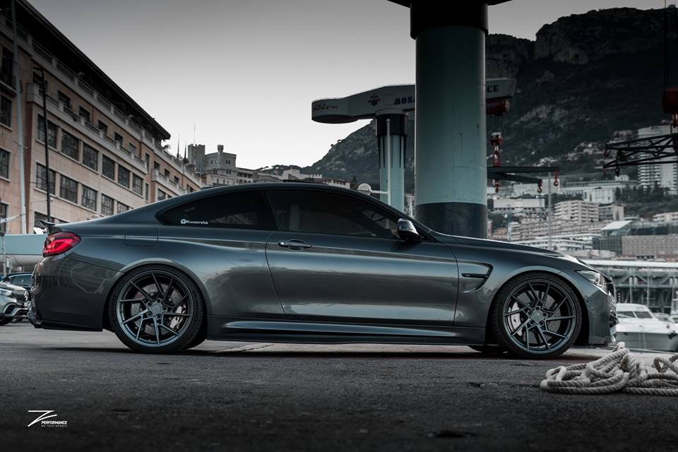 Z Performance Wheels ZP3.1 BMW M4 F82 Tuning 5 Z Performance Wheels ZP3.1 am BMW M4 F82 Coupe