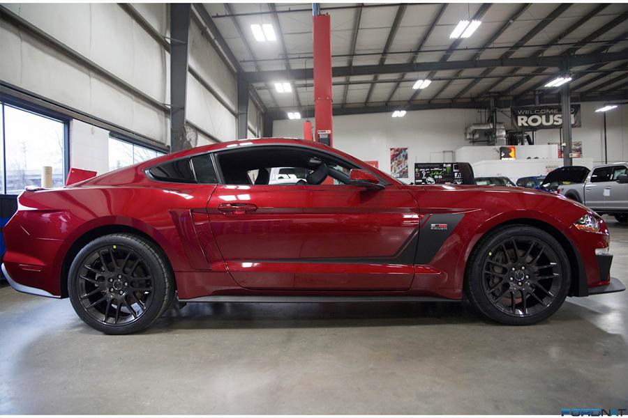 2018 Roush JackHammer Ford Mustang GT 710 HP Tuning 4 Limitiert   710 PS Roush JackHammer Ford Mustang GT