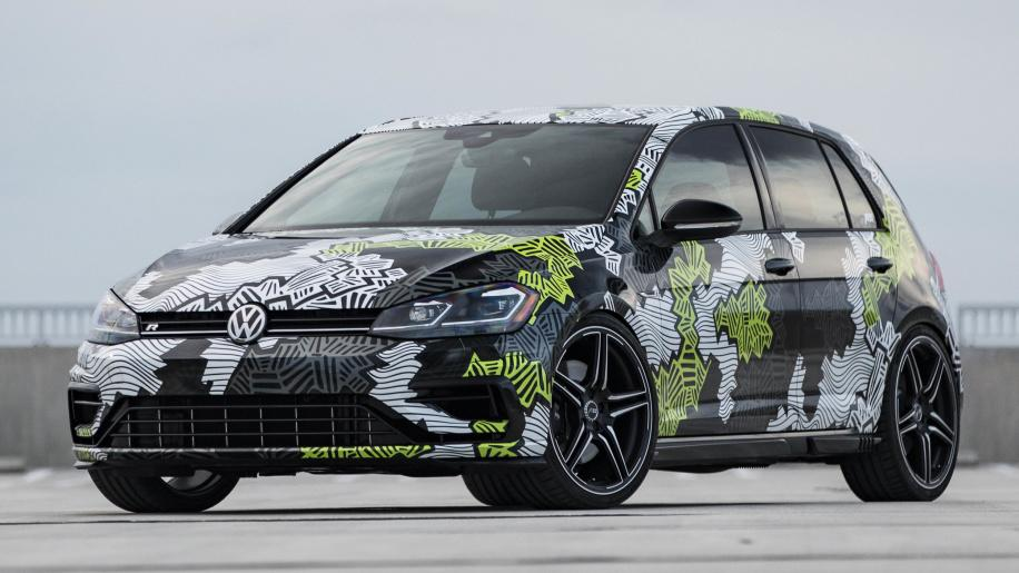 2018 VW Golf R Abstract Concept Tuning 6 Von Atlas bis Arteon   5 VW Tuning Cars am Wörthersee