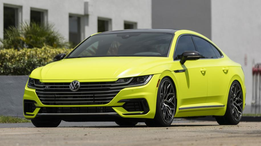 2019 VW Arteon R Line Highlight Tuning 3 Von Atlas bis Arteon   5 VW Tuning Cars am Wörthersee