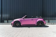 ABT Individual Beetle Cabrio Matt Metallic Pink Tuning 2018 2 190x127 290 PS & Individual Kleid   VW Beetle by ABT Sportsline