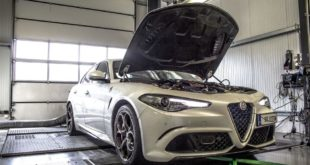Alfa Romeo Giulia QV Chiptuning DTE 4 310x165 BMW X2 (F39) 20i mit 230 PS & 335 Nm by DTE Systems