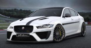 Arden AJ 24 RS Jaguar XE X760 Tuning Widebody 1 310x165 Heftig: Arden AJ 24 RS   463 PS Dampfhammer Jaguar XE