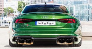 Audi RS5 F5 B9 Widebody Coupe Tuning 2018 310x165 Mega fett   Widebody Audi RS5 Coupe (F5) by tuningblog