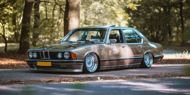 mega geil bmw 7er e23 auf trx wheels airride fahrwerk. Black Bedroom Furniture Sets. Home Design Ideas
