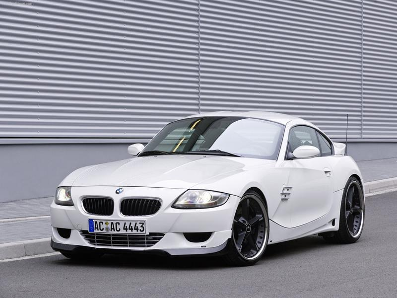 BMW ACS4 Z4 Coupe E86 E85 Bodykit Tuning 1 Rarität BMW ACS4 Z4 Coupe (E86) mit Bodykit & 290 PS