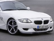 BMW ACS4 Z4 Coupe E86 E85 Bodykit Tuning 10 190x143 Rarität BMW ACS4 Z4 Coupe (E86) mit Bodykit & 290 PS