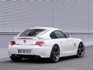 BMW ACS4 Z4 Coupe E86 E85 Bodykit Tuning 3 190x143 Rarität BMW ACS4 Z4 Coupe (E86) mit Bodykit & 290 PS