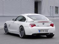 BMW ACS4 Z4 Coupe E86 E85 Bodykit Tuning 4 190x143 Rarität BMW ACS4 Z4 Coupe (E86) mit Bodykit & 290 PS