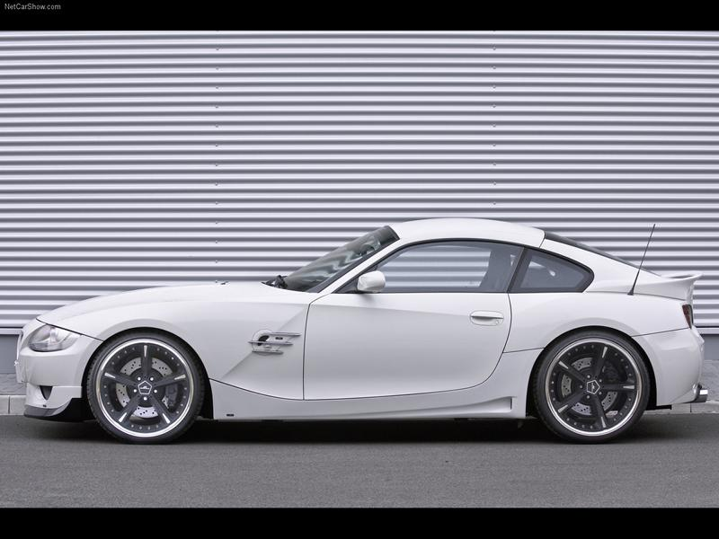 BMW ACS4 Z4 Coupe E86 E85 Bodykit Tuning 8 Rarität BMW ACS4 Z4 Coupe (E86) mit Bodykit & 290 PS