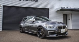 BMW M140i F20 Tuning 3D Design Carbon 1 310x165 BMW X2 (F39) SUV mit Bodykit von 3D Design aus Japan