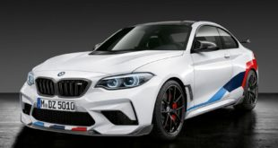 BMW M2 Competition F87 M Performance Tuning 2018 5 310x165 Video: Akrapovic Titananlage am BMW M2 Competition
