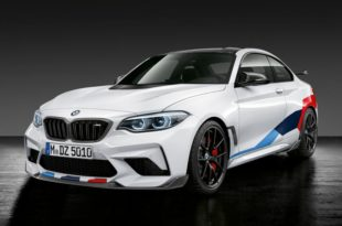 BMW M2 Competition F87 M Performance Tuning 2018 5 310x205 Fotostory: BMW M2 Competition mit M Performance Zubehör