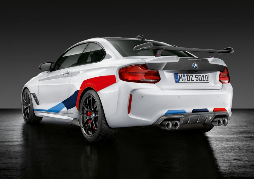 BMW M2 Competition F87 M Performance Tuning 2018 (6)