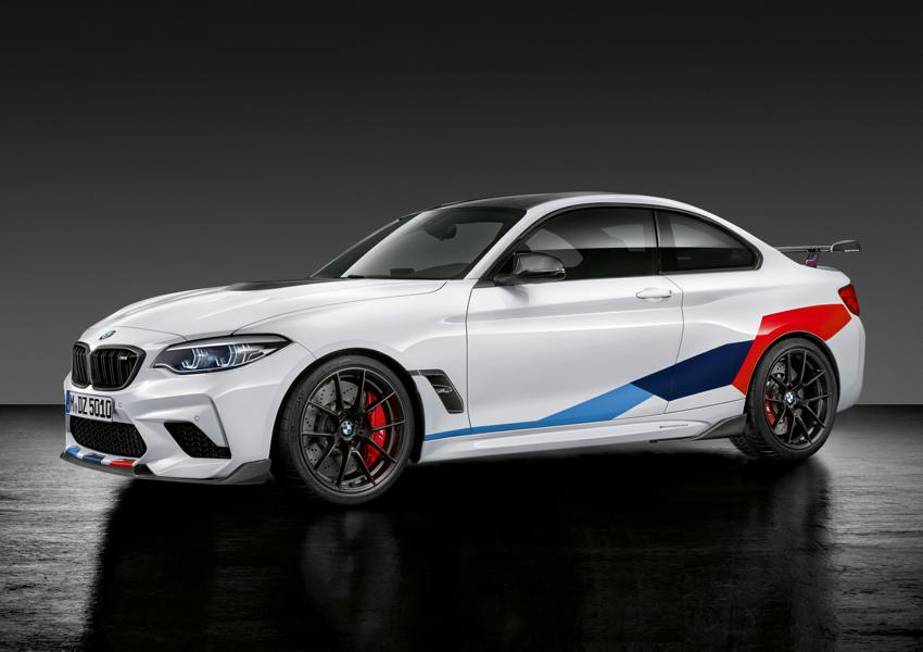 BMW M2 Competition F87 M Performance Tuning 2018 (7)