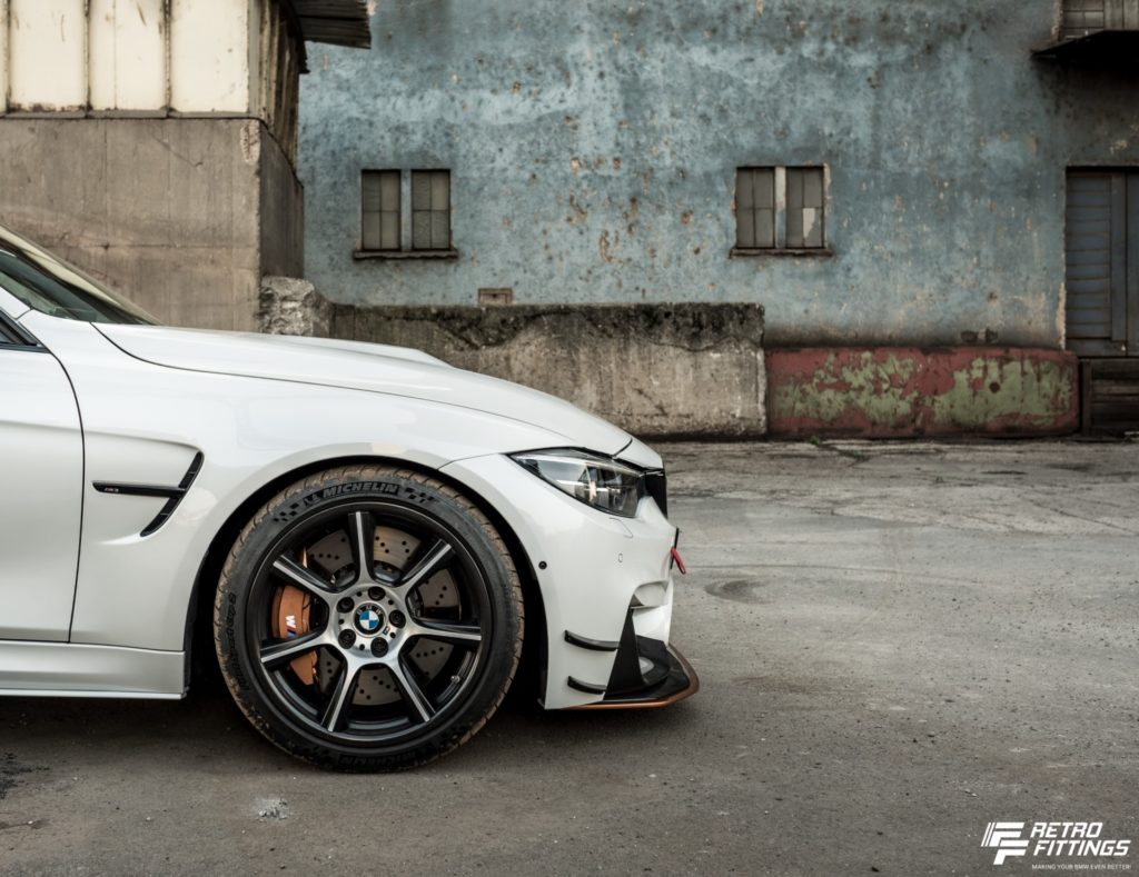 Single Piece 510 Ps Bmw M3 F80 Gts By F F Retrofittings