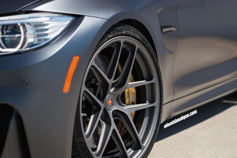 BMW M4 GTS F82 HRE R101LW Tuning 1 HRE R101LW Felgen in 20 Zoll am BMW M4 GTS Coupe