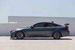 BMW M4 GTS F82 HRE R101LW Tuning 4 155x103 HRE R101LW Felgen in 20 Zoll am BMW M4 GTS Coupe