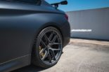 BMW M4 GTS F82 HRE R101LW Tuning 7 155x103 HRE R101LW Felgen in 20 Zoll am BMW M4 GTS Coupe