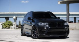 BMW X5M F85 Tuning Vossen HC 3 Felgen 22 310x165 Video: Stage3 Performance V2 kit am Ford Mustang GT