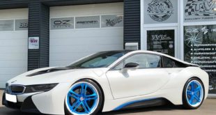 BMW i8 HRE S207H Felgen 21 Zoll Tuning 6 310x165 Dezent tiefer & breiter   BMW M3 Competition (F80) by TVW