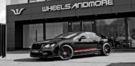Bentley Continental 24 Wheelsandmore Tuning 2018 11 190x94 Über 800 PS   Bentley Continental 24 von Wheelsandmore