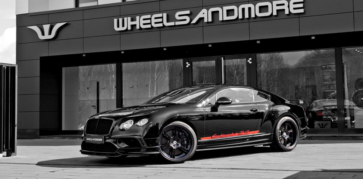 Bentley Continental 24 Wheelsandmore Tuning 2018 11 Über 800 PS   Bentley Continental 24 von Wheelsandmore