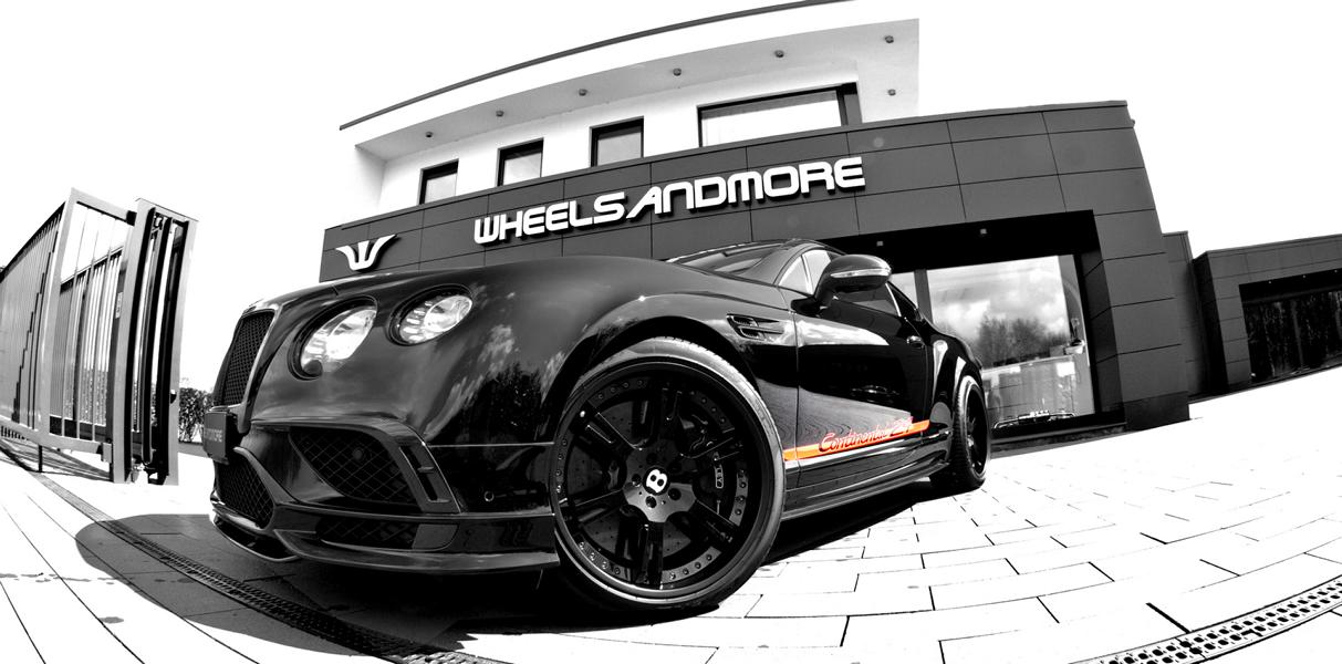 Bentley Continental 24 Wheelsandmore Tuning 2018 2 Über 800 PS   Bentley Continental 24 von Wheelsandmore