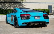 Dallas Performance LLC Audi R8 Bi Turbo Tuning 1 190x121 Heftig   Dallas Performance Audi R8 mit 800 PS am Rad