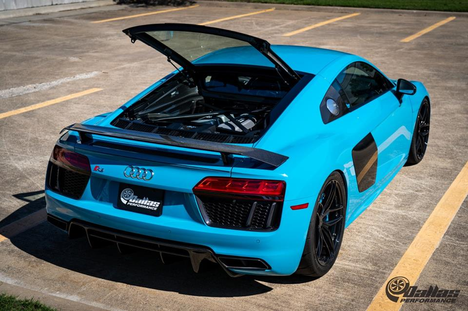 Dallas Performance LLC Audi R8 Bi Turbo Tuning 2 Heftig   Dallas Performance Audi R8 mit 800 PS am Rad