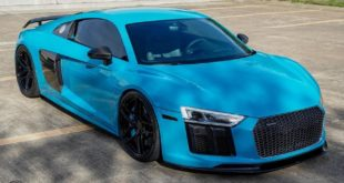 Dallas Performance LLC Audi R8 Bi Turbo Tuning 6 310x165 Heftig   Dallas Performance Audi R8 mit 800 PS am Rad