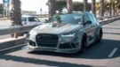 DarwinPro Bodykit Audi RS6 Tuning ADV.1 Wheels 16 135x76 Brutal   DarwinPro Bodykit am Audi RS6 von RACE! South Africa
