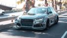 DarwinPro Bodykit Audi RS6 Tuning ADV.1 Wheels 18 135x77 Brutal   DarwinPro Bodykit am Audi RS6 von RACE! South Africa