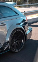 DarwinPro Bodykit Audi RS6 Tuning ADV.1 Wheels 26 155x249 Brutal   DarwinPro Bodykit am Audi RS6 von RACE! South Africa