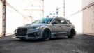 DarwinPro Bodykit Audi RS6 Tuning ADV.1 Wheels 32 135x76 Brutal   DarwinPro Bodykit am Audi RS6 von RACE! South Africa