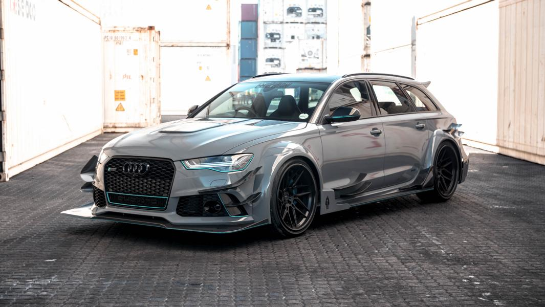 DarwinPro Bodykit Audi RS6 Tuning ADV.1 Wheels (34)